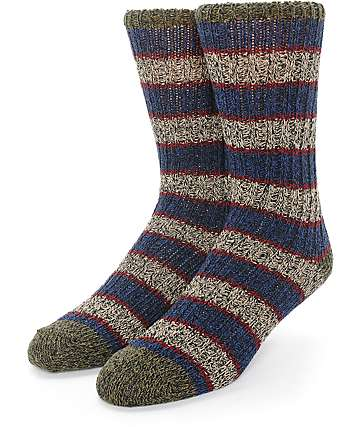 Dravus Knebal Camp Crew Socks