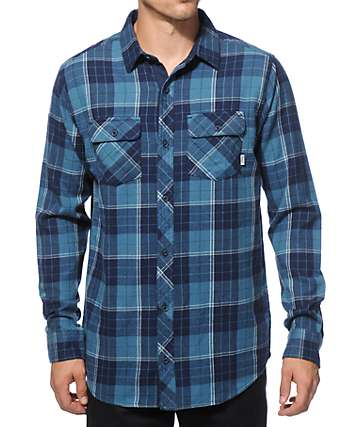 Dravus Nolan Flannel Shirt