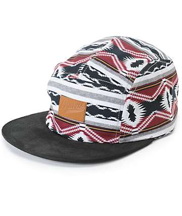 Dravus Pilchuck Tribal 5 Panel Hat