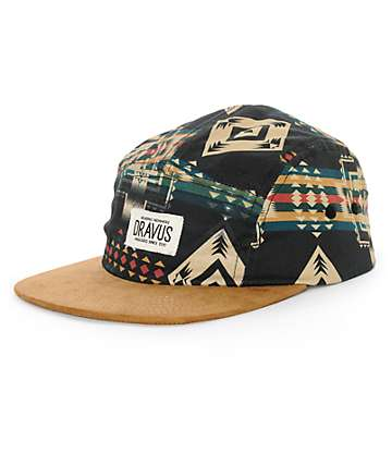 Dravus Portland 5 Panel Hat