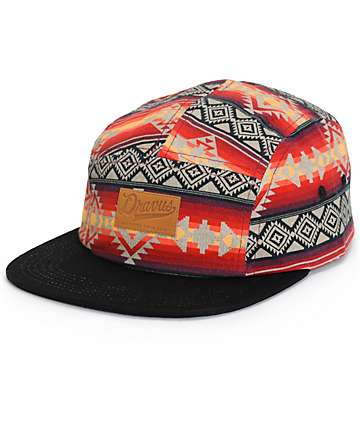 Dravus Seeker Tribal 5 Panel Hat