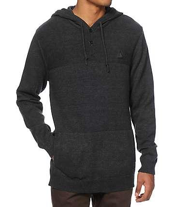 Dravus Stories suéter con capucha henley