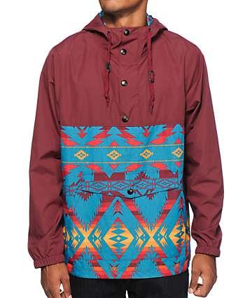 Dravus Trail Tribal Anorak Jacket