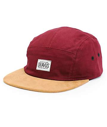 Dravus Wallace 5 Panel Hat