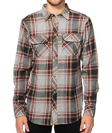 Dravus Wilcox Cord Flannel Shirt