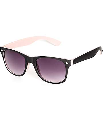 Dream Black & Pink Sunglasses