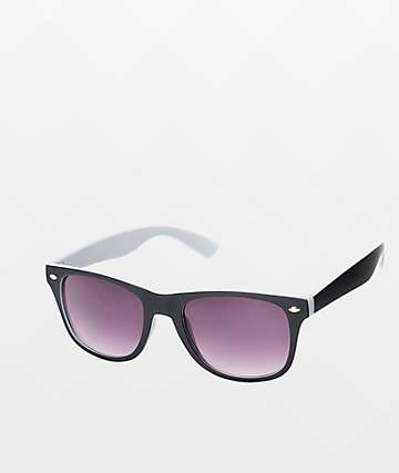 Dream On gafas de sol clasicas en negro y gris