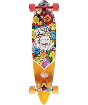 "Dusters Blossom 37"" longboard completo"
