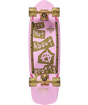 "Dusters Cindy Inap 29""  Cruiser Complete Skateboard"
