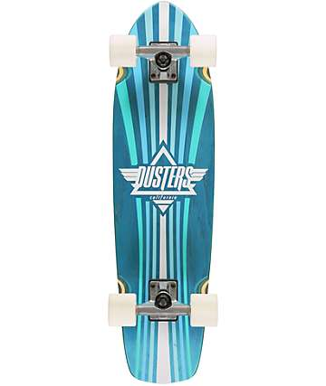 "Dusters Keen Turquoise 31"" Cruiser Complete"