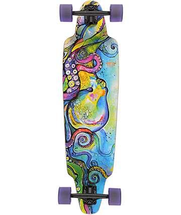 """Dusters Kraken 38"""" longboard completo"""