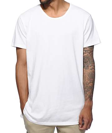 EPTM Elongated Square Bottom T-Shirt
