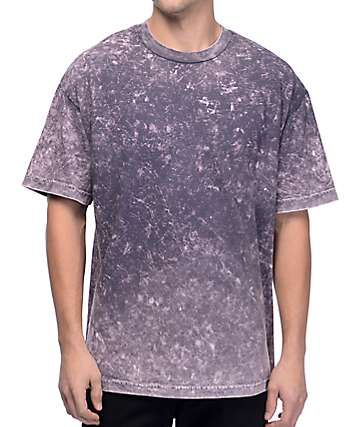 EPTM Mineral Wash Purple T-Shirt