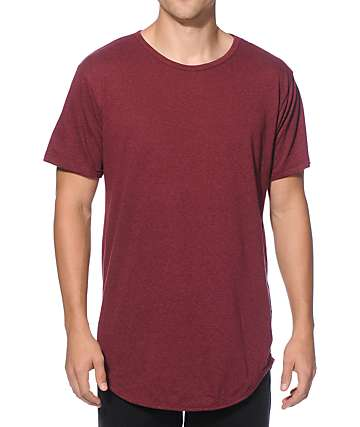 EPTM Tri-Blend Elongated Long T-Shirt