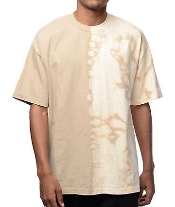 EPTM. Joker Split Khaki & Bleached T-Shirt