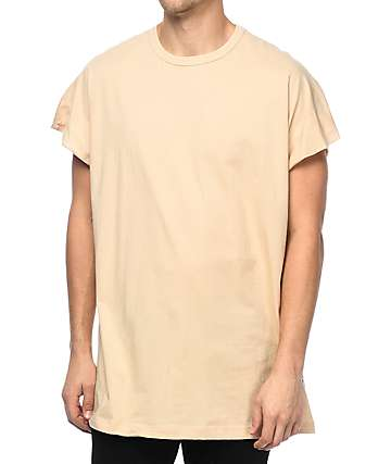 EPTM. Light Tan Muscle T-Shirt