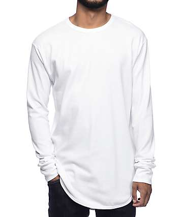 EPTM. OG Thermal White Long Sleeve T-Shirt