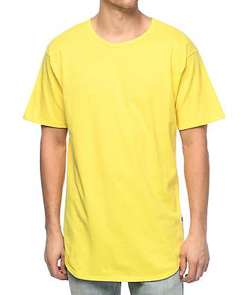 EPTM. OG Yellow Elongated T-Shirt