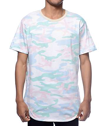 EPTM. Rodeo Camo Long T-Shirt
