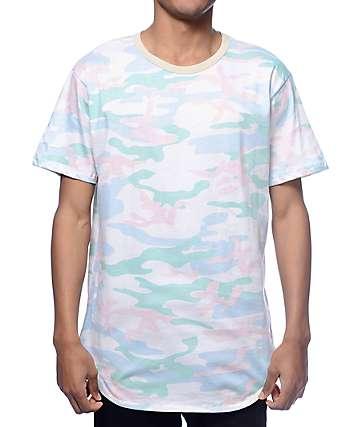 EPTM. Rodeo camiseta larga camuflada