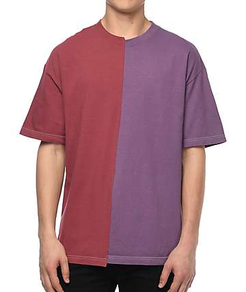 EPTM. Split Box Berry Mix T-Shirt