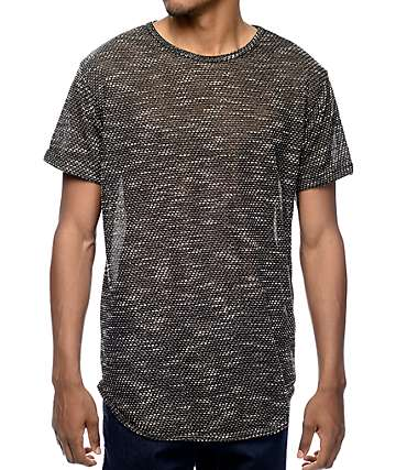 EPTM. Summer Fatty Loop OG Elongated Black T-Shirt