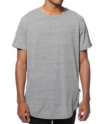 EPTM. camiseta alargada cola caída