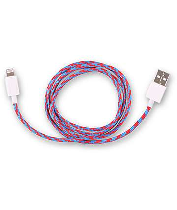 Eastern Collective Lightning iPhone 5 Cable