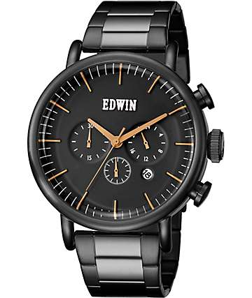 Edwin Element IP Black Watch