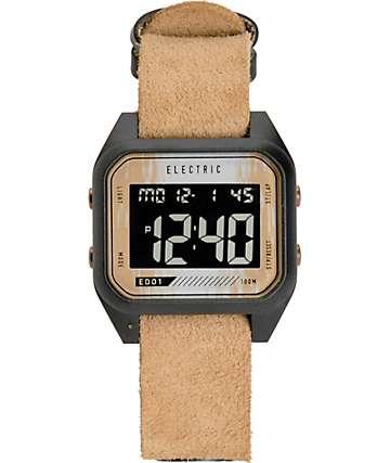 Electric ED01 Nato Chris Cole Digital Watch