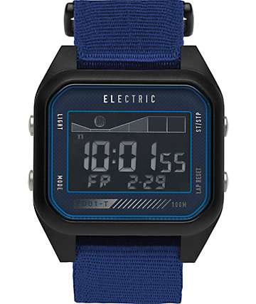 Electric ED01-T Nato Digital Watch
