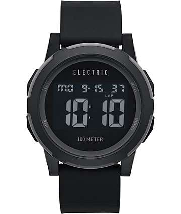Electric Prime Silicone Digital Watch