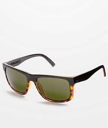 Electric Swingarm XL Darkside Tortoise Sunglasses