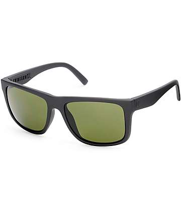 Electric Swingarm XL Matte Black & Grey Sunglasses