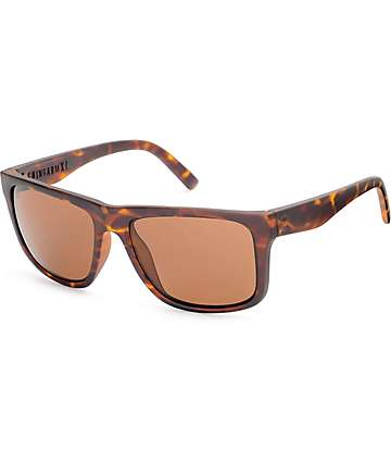 Electric Swingarm XL Matte Tortoise & Bronze Sunglasses