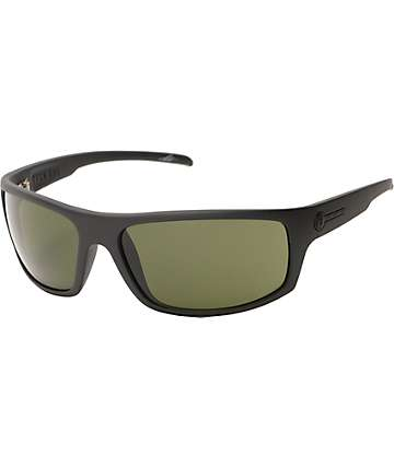 Electric Tech One Matte Black Sunglasses