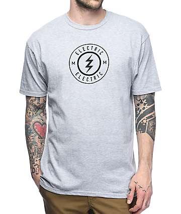 Electric Voltage camiseta gris