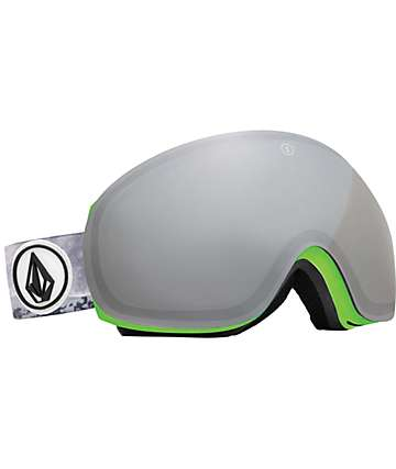 Electric x Volcom EG3 V. Co-Lab Snowboard Goggles