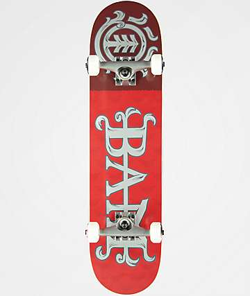 "Element Bam 7.75"" Skateboard Complete"