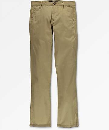 Element Boys Howland Classic Khaki Pants