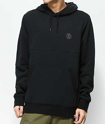 Element Bronson Flint Black Hoodie