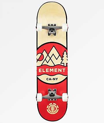 "Element Cones 8.0"" Skateboard Complete"