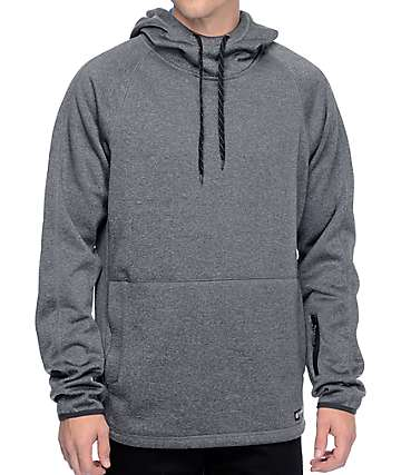 Element Deptford capucha de polar en gris