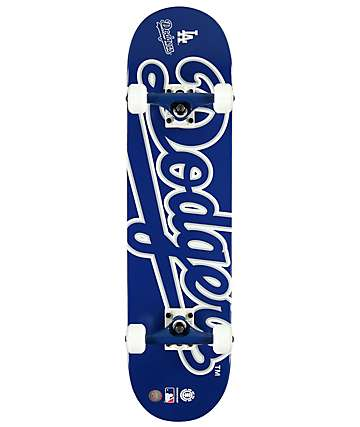 "Element Dodgers 7.75"" Complete Skateboard"