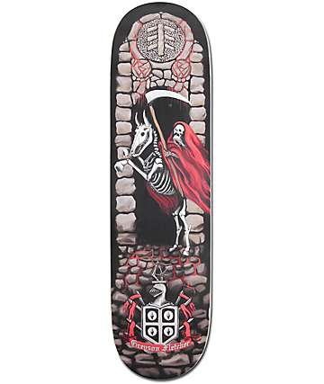 "Element Fletcher Elemental Wizards 8.5"" Skateboard Deck"