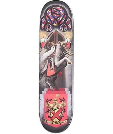 "Element Gregson Elemental Wizards 8.0"" Skateboard Deck"