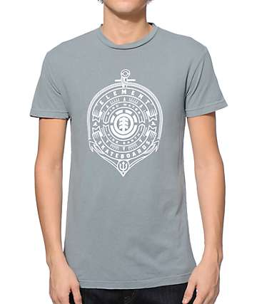 Element Greyson Anchor T-Shirt