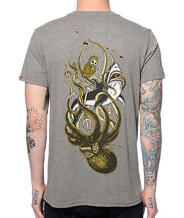 Element Greyson Poseidon T-Shirt