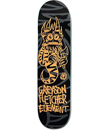 "Element Greyson Sprites 8.0"" Skateboard Deck"
