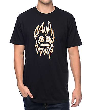 Element Mask Black T-Shirt